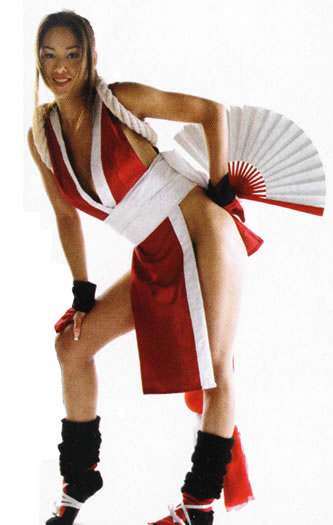 cosplay mai shiranui - Japan Pictures